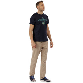 Regatta Cline II - T-shirt manches courtes Homme - bleu